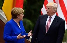Thủ tướng Đức theo đuổi thỏa thuận thương mại giữa châu Âu và Mỹ
