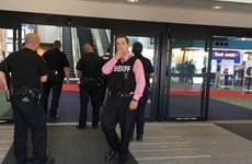 Sơ tán khẩn cấp một sân bay quốc tế tại Mỹ vì có cảnh sát bị thương