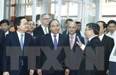 Thủ tướng Chính phủ Nguyễn Xuân Phúc thăm Đại học Việt Đức
