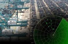 Thiết bị radar quân sự công nghệ cao bị thất lạc tại cảng Malaysia