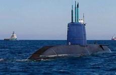 Đức thông qua thỏa thuận bán thêm tàu ngầm hạt nhân cho Israel