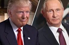 Chờ đợi gì ở cuộc gặp đầu tiên giữa ông Donald Trump và Putin?