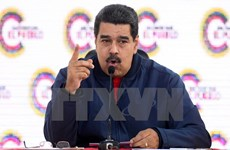 Tổng thống Venezuela Maduro kêu gọi phe đối lập đối thoại hòa bình