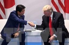 Tổng thống Mỹ Donald Trump đề nghị Nhật Bản mở cửa thị trường