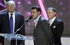 Tổng thống Mỹ Donald Trump xuất hiện trong video của ca sỹ Nga