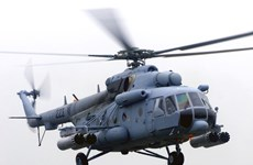 Nga chế tạo trực thăng vận tải quân sự chống khủng bố thế hệ mới