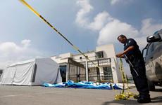 Xả súng kinh hoàng tại một căn biệt thự làm 11 người thiệt mạng