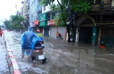 Miền Bắc tiếp tục có mưa trên diện rộng, có nơi mưa to cục bộ