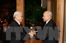 Việt Nam-Campuchia: Quan hệ gắn bó khăng khít không thể tách rời