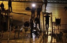 Israel bỏ các máy dò kim loại ở cổng vào thánh đường Al-Aqsa