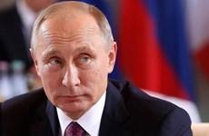 Ông Putin phản đối Mỹ áp đặt dự luật trừng phạt mới chống Nga