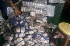 Ấn Độ bắt giữ một tàu Panama chở số heroin có trị giá hơn nửa tỷ USD