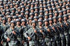"""Chủ tịch Trung Quốc kêu gọi xây dựng quân đội """"tầm cỡ thế giới"""""""