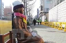 """Hàn Quốc xem xét lại thỏa thuận với Nhật Bản về """"phụ nữ mua vui"""""""