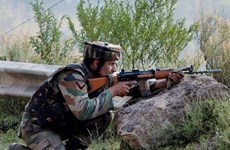 Ấn Độ: Đụng độ giữa binh sỹ chính phủ với phiến quân ở Kashmir