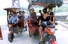 """Quảng Ninh chấm dứt hoạt động xe tuk-tuk sau hơn 10 năm """"lộng hành"""""""