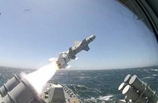 Mỹ đồng ý bán tên lửa chống hạm tiên tiến Harpoon cho Thái Lan