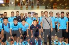 Tuyển U22 Việt Nam tới Malaysia chậm hơn dự kiến vì thất lạc hành lý