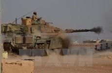 Thổ Nhĩ Kỳ hạn chế hoạt động ở biên giới Syria do lo ngại Al Nusra