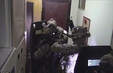 Nga bắt sỹ quan tình báo Ukraine có âm mưu phá hoại Crimea