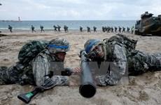 Cuộc tập trận Hàn Quốc-Mỹ sẽ không bị ảnh hưởng bởi Triều Tiên