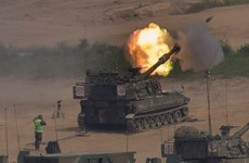 Hàn Quốc: Nổ tại cuộc diễn tập pháo binh làm 1 binh sỹ thiệt mạng