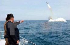 Mỹ cam kết bảo vệ Nhật Bản khỏi các cuộc tấn công của Triều Tiên