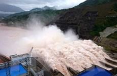 Chủ động ứng phó, hạn chế thiệt hại do xả lũ hồ chứa thuỷ điện gây ra