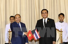 Làm sâu sắc hơn nữa quan hệ Đối tác chiến lược Việt Nam-Thái Lan