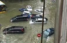[Video] Nhiều người thiệt mạng và mất tích khi bão Hato đổ bộ