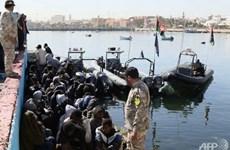 Libya bắt giữ tàu chở lậu 6 triệu lít nhiên liệu ở Địa Trung Hải