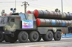 """Iran thúc đẩy chương trình tên lửa phòng thủ để """"không ai dám đe dọa"""""""