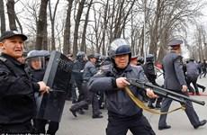 Cảnh sát Kyrgyzstan phá âm mưu khủng bố, tiêu diệt 2 phiến quân