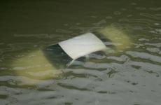 Hình ảnh Houston chìm trong biển nước vì mưa lụt sau bão Harvey