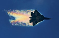Quân đội Nga tiếp nhận máy bay tiêm kích Su-57 vào năm 2019