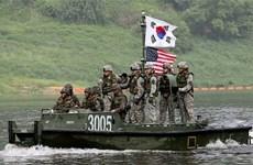 Tập trận Mỹ-Hàn Quốc kết thúc giữa lúc căng thẳng Triều Tiên gia tăng