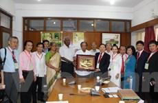 Quan hệ truyền thống Ấn Độ-Việt Nam ngày càng phát triển tốt đẹp