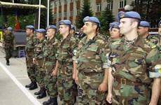Tổng thống Moldova cấm quân đội tham dự cuộc tập trận của NATO