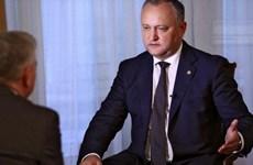 Bất đồng giữa Tổng thống Moldova và chính phủ tiếp tục leo thang