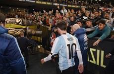 Sa sút phong độ, tuyển Argentina nguy cơ vắng mặt ở World Cup 2018