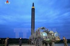 Bộ trưởng Quốc phòng Anh: London rơi vào tầm ngắm tên lửa Triều Tiên