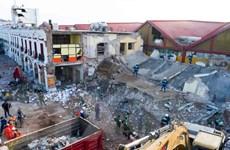 Trận động đất kinh hoàng ở Mexico đã làm gần 100 người thiệt mạng