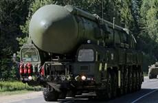 Nga phóng thử thành công tên lửa đạn đạo liên lục địa Yars