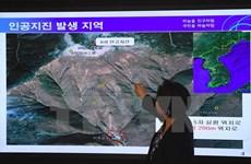 Nhật Bản không phát hiện chất phóng xạ sau vụ Triều Tiên thử hạt nhân
