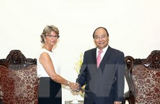Việt Nam coi trọng quan hệ hữu nghị, hợp tác nhiều mặt với Tây Ban Nha