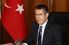 Thổ Nhĩ Kỳ chỉ trích Mỹ, Đức không cung cấp các phụ tùng quốc phòng
