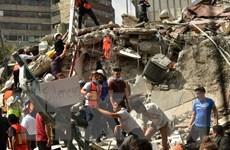 Hàng chục nạn nhân trong vụ động đất khủng khiếp ở Mexico là trẻ em
