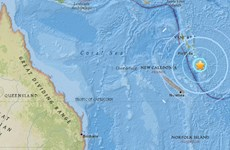 Xảy ra hai trận động đất mạnh làm rung chuyển Vanuatu và Nhật Bản