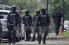 Cảnh sát Malaysia bắt giữ 7 đối tượng tình nghi thuộc Abu Sayyaf
