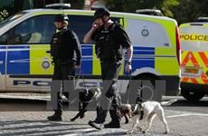 Cảnh sát Anh cáo buộc một nghi can trong vụ tấn công ở London